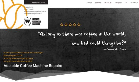 Adelaide Coffee Machine Repairs